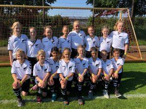 D-Jugend Fussball Mädchen
